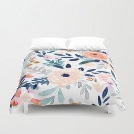 Jolene Floral Duvet Cover