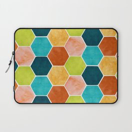 Modern Moroccan Pattern Laptop Sleeve