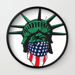 Statue of Liberty USA Wall Clock