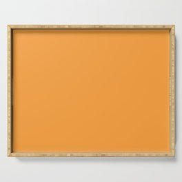 Boca Solid Shades - Buttercup Serving Tray