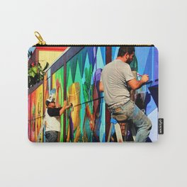Not Trump's Wall Carry-All Pouch