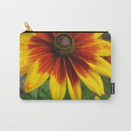 Flower | Flowers | Yellow Gaillardia Daisy | Nature Photography Carry-All Pouch