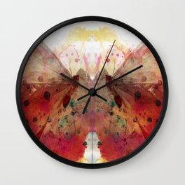 Test de Rorschach VII Wall Clock