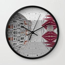 Resurrect Balls 4 Wall Clock