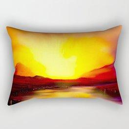 Skye Sunset Rectangular Pillow