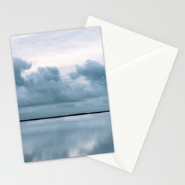 Epic Sky reflection in Iceland - Landscape Photography Stationery Cards