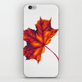Maple Leaf iPhone Skin