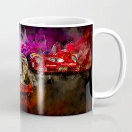 917 Le Mans at night Coffee Mug