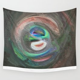 Abstract Mandala 126 Wall Tapestry