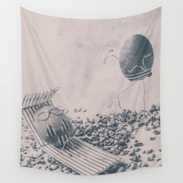 Matcho Wall Tapestry