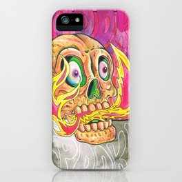 Spooky Spooky iPhone Case
