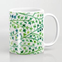Summer Ivy Coffee Mug