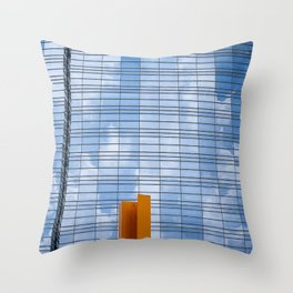 transport of delight Throw Pillow