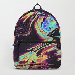 SIDEWALKING IN THE ALLEY Backpack