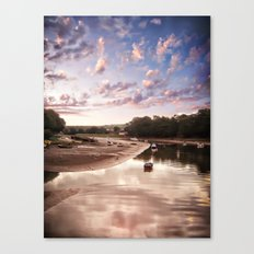 Fremington Quay Canvas Print