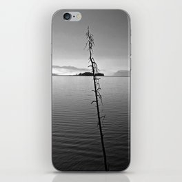 Lonely Alone iPhone Skin