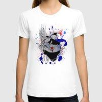 kakashi T-shirts featuring Kakashi Eye by feimyconcepts05