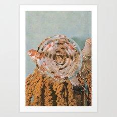 Habitat IV Art Print