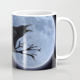 Raven Speak Coffee Mug