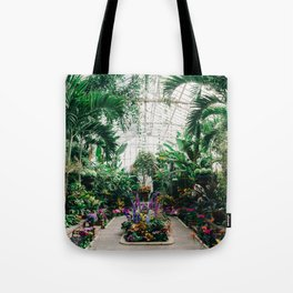 The Main Greenhouse Tote Bag