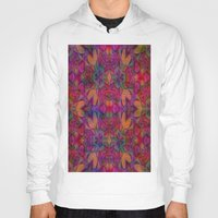 escher Hoodies featuring Escher Tile II by RingWaveArt