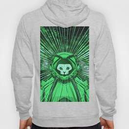 SpaceCats (green) Hoody