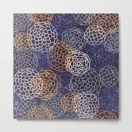 Japanese Pattern #1 Metal Print