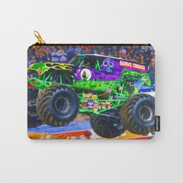 Monster Jam Grave Digger Carry-All Pouch