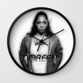 DOREEN ANDERSON Wall Clock