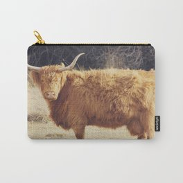 Scottish Highland Carry-All Pouch