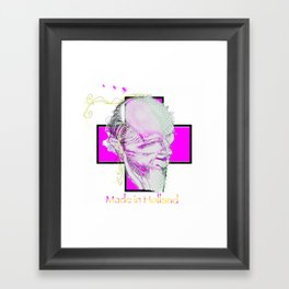 Made in Holland Framed Art Print