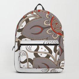 Mandala hypnotic Backpack