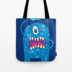 Peace Monster Tote Bag