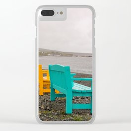 bench Clear iPhone Case