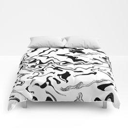 DISTORT II Comforters