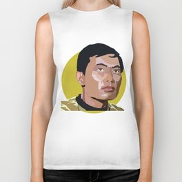 Hikaru Sulu Biker Tank