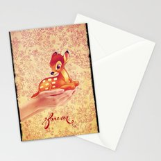 Forever - for iphone Stationery Cards