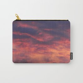 Sunset - Volcano Sky Carry-All Pouch