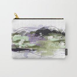 Abstract Five Carry-All Pouch