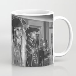 Commodore Kara Zor-El Coffee Mug