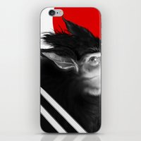 napoleon iPhone & iPod Skins featuring Napoleon! by David Bernal