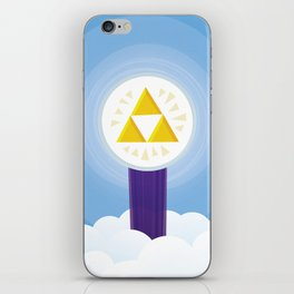 The Creation of Hyrule iPhone Skin