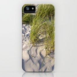 Sand Dune of Denmark iPhone Case