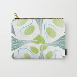 Meshes and Bubbles by FreddiJr Carry-All Pouch
