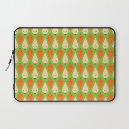 Happy Carrots & Parsnips Laptop Sleeve