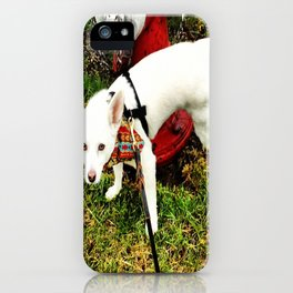 Leave Your Mark iPhone Case