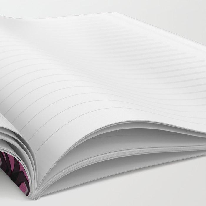 Rose Black Replay Notebook