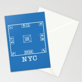 Skelzie Skelly Skully Stationery Cards