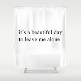 Beautiful Shower Curtain