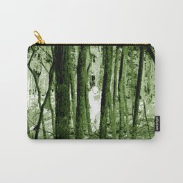 """""""Ghost in the Aokigahara Fores"""" Carry-All Pouch"""
